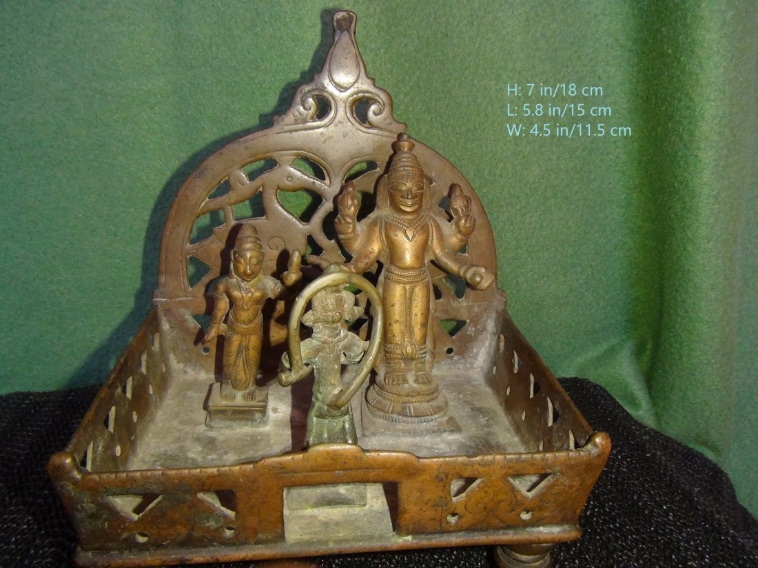 Rare Antique Asian Buddhist Statuses