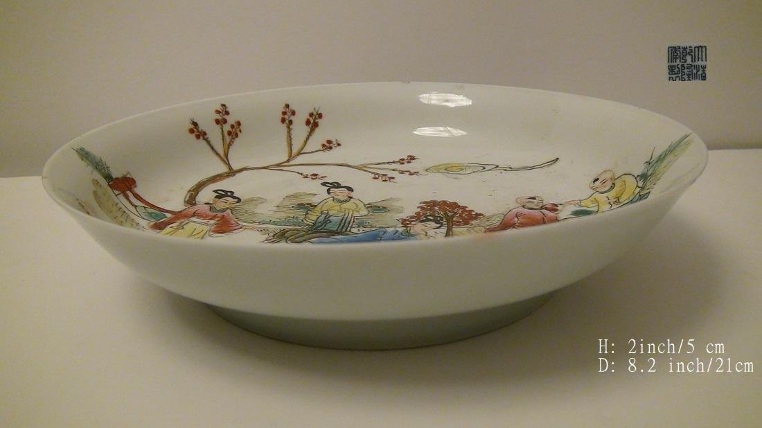 Chinese Antique Porcelain Bowl 乾隆