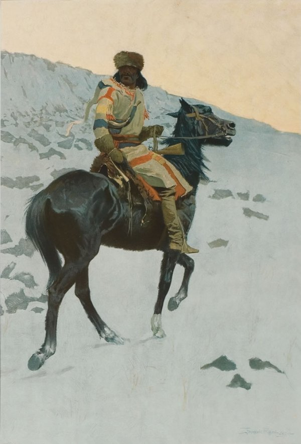 7C: Remington, Frederic: The Half Breed