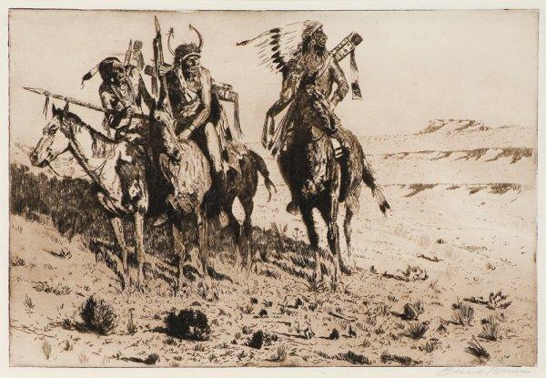 11: Borein, Edward: Sioux Chief