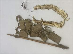 Artifact Lot From Loren McIntyre Estate
