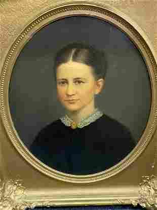 Gilbert Stuart Framed OOC