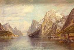 Carl BERTOLD 1870   Raftsund