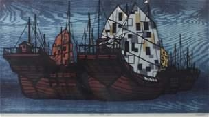 Clifton KARHU 1927  2007 Boats of Hong Kong 1987