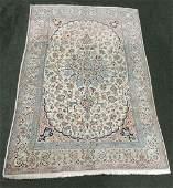 Nain Persian carpet, Iran.