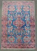 Kerman Persian carpet. Iran. Old, around 1930. Very