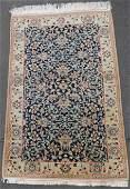 "Nain ""Tudesch"" Persian carpet. Iran. Very fine"