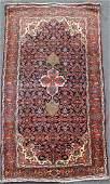 Bijar Persian carpet Old around 1930 Iran