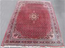 Bijar Persian carpet Iran Fine weave
