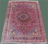 Khorassan Persian carpet. Iran. Antique. Around 100 -