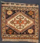 Qashqai Hybe bag front Persia Iran circa 70  110