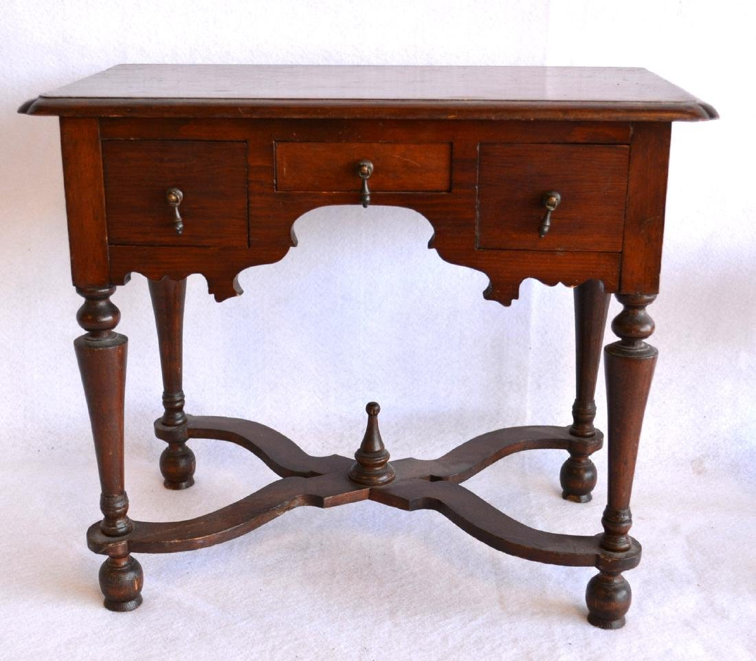 Two pieces of salesman sample furniture including - 2