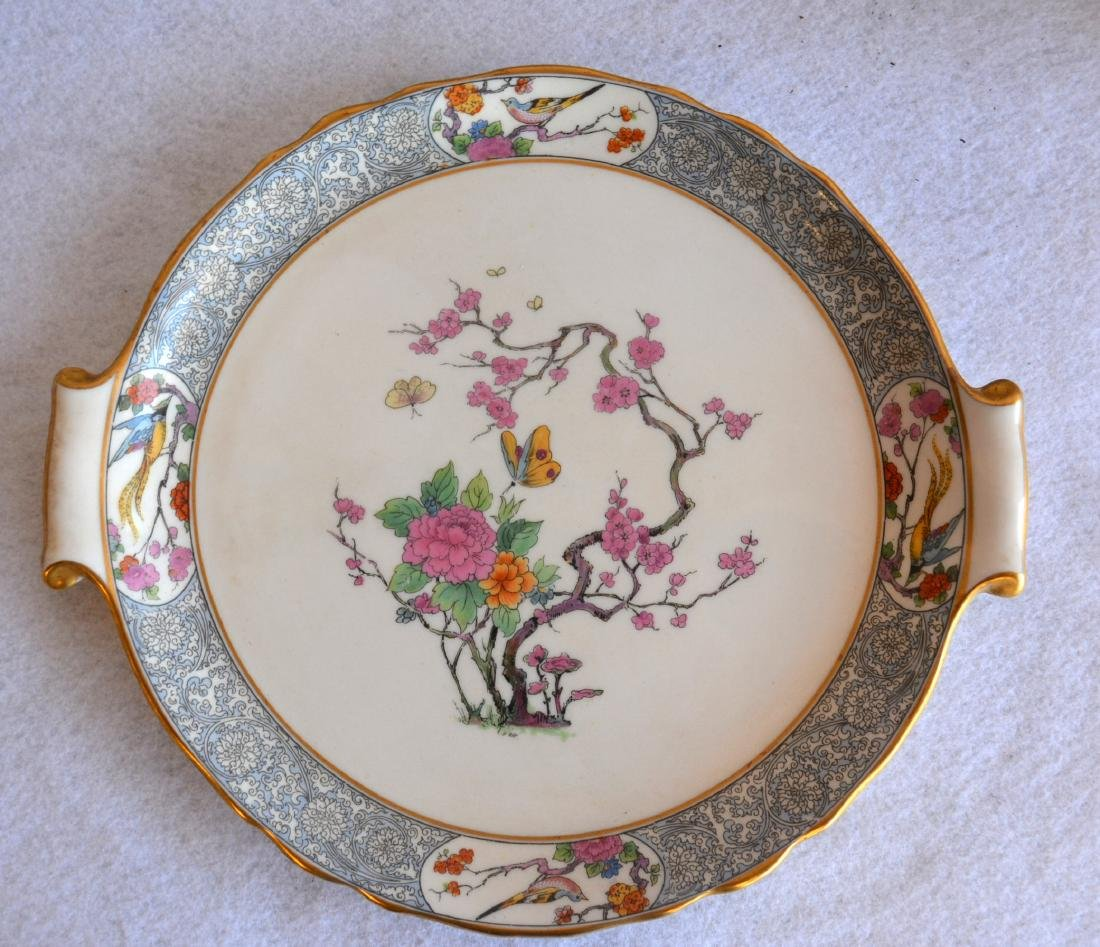 Set of Lenox china in the Ming pattern to include: six - 2