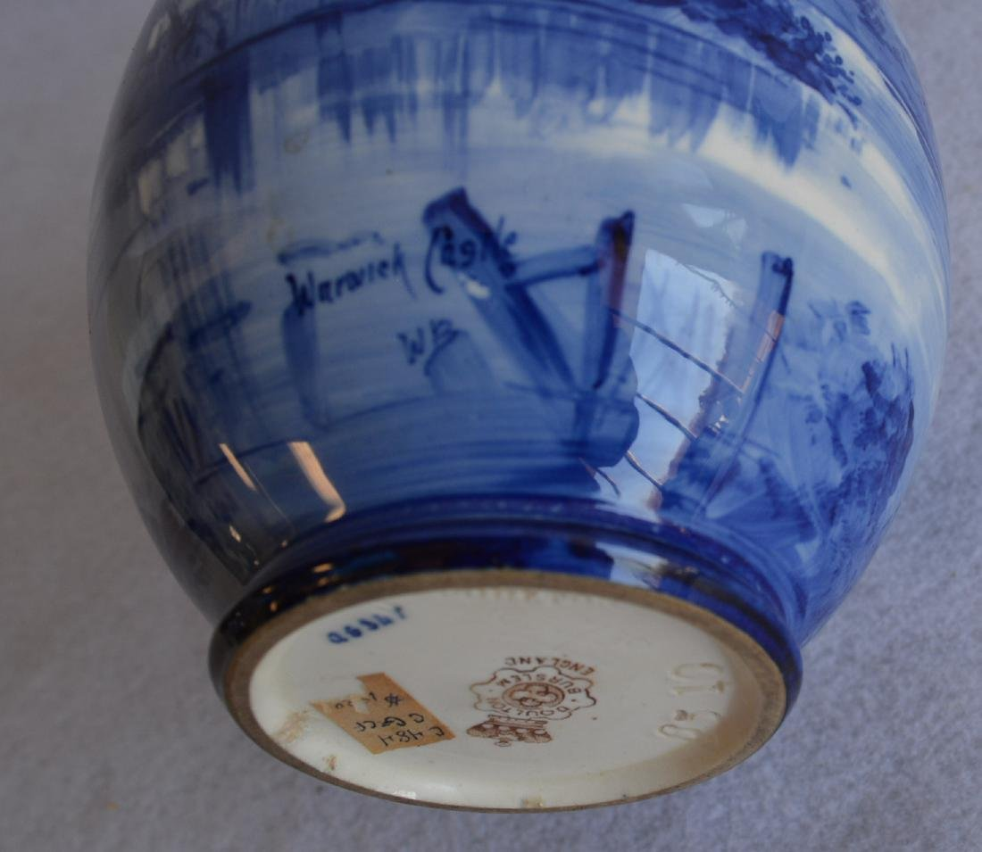 Two Doulton pieces including a hand painted Doulton - 6