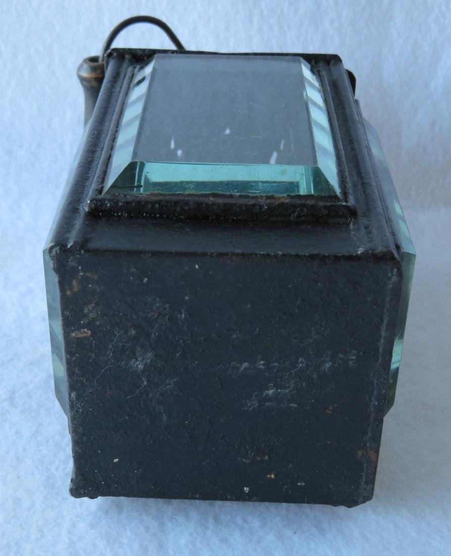 The best tin skating lantern with bail handle and - 3