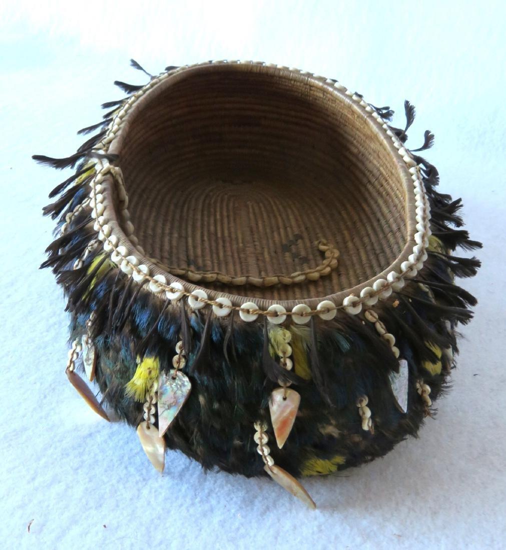 Northern California Native American Pomo tribe - 4