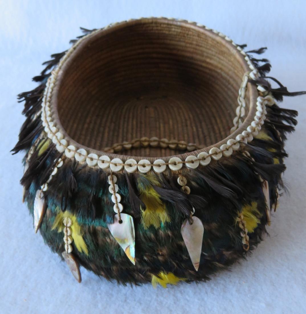 Northern California Native American Pomo tribe - 5