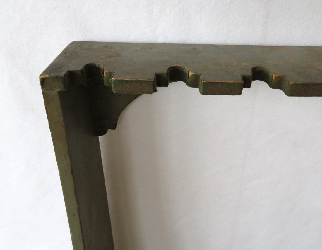 Good gun rack reportedly found in the old Winchester - 3