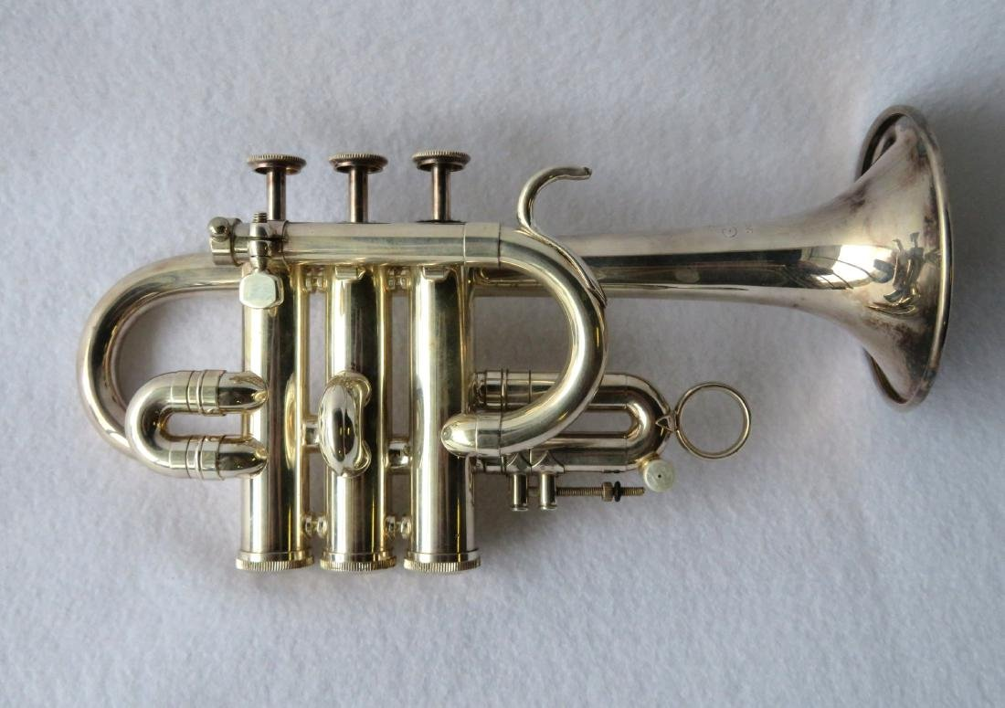 Piccolo Trumpet - Signature by DEG - 2000 Series USA -