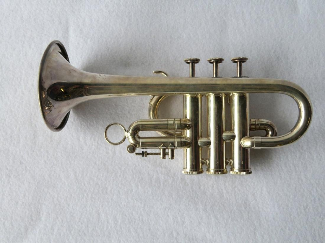 Piccolo Trumpet - Signature by DEG - 2000 Series USA - - 2