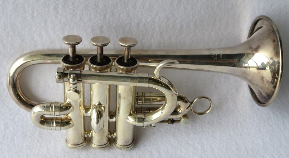 Piccolo Trumpet - Signature by DEG - 2000 Series USA - - 3