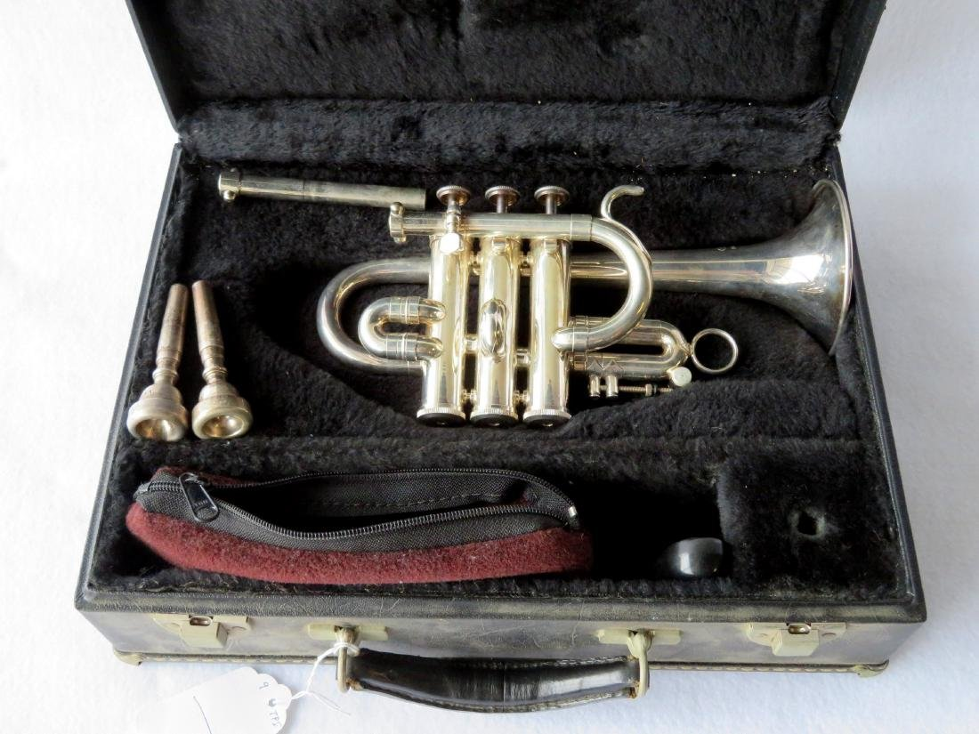 Piccolo Trumpet - Signature by DEG - 2000 Series USA - - 7