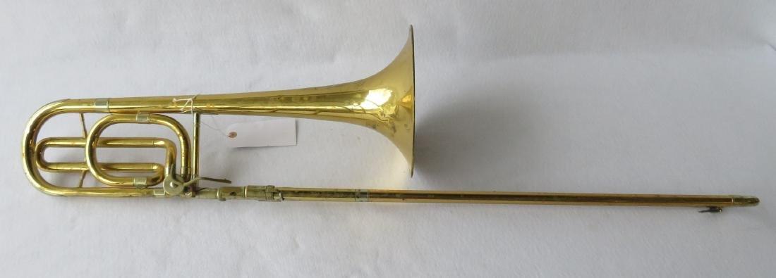 Bass Trombone - C.G. Conn Ltd - Elkhart Ind.,  Model