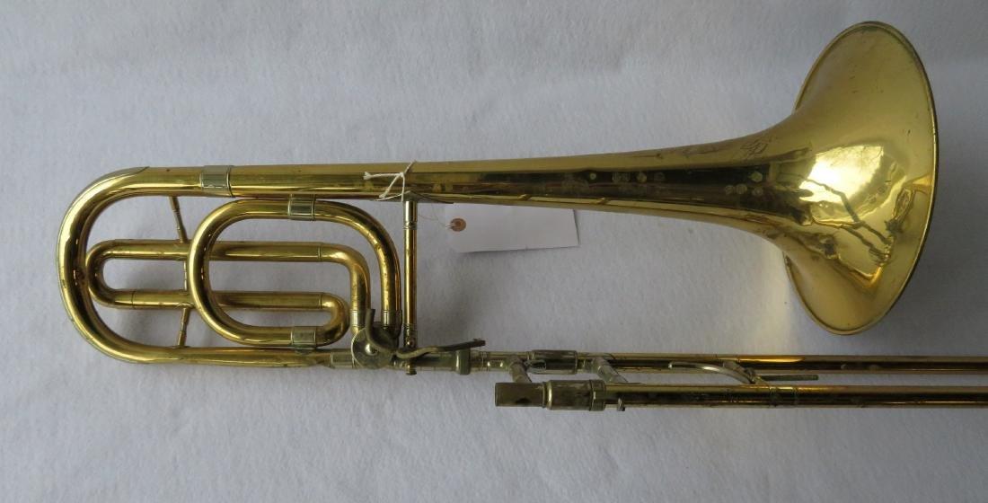 Bass Trombone - C.G. Conn Ltd - Elkhart Ind.,  Model - 2