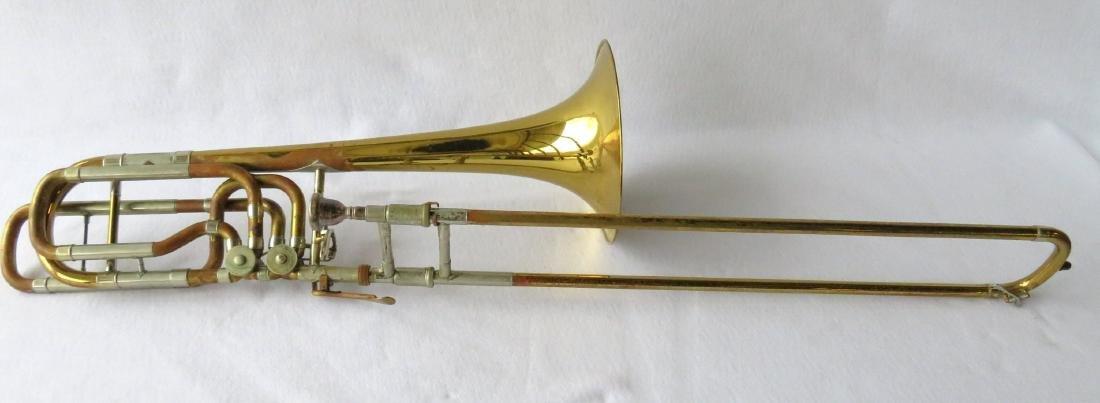 Symphonic Bass Trombone - Vincent Bach Corp, Elkhart