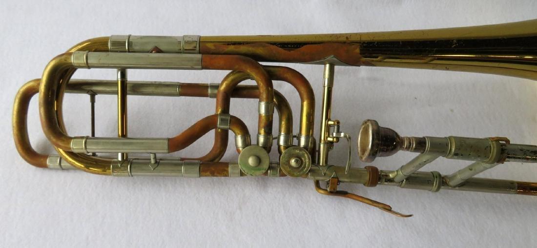 Symphonic Bass Trombone - Vincent Bach Corp, Elkhart - 2
