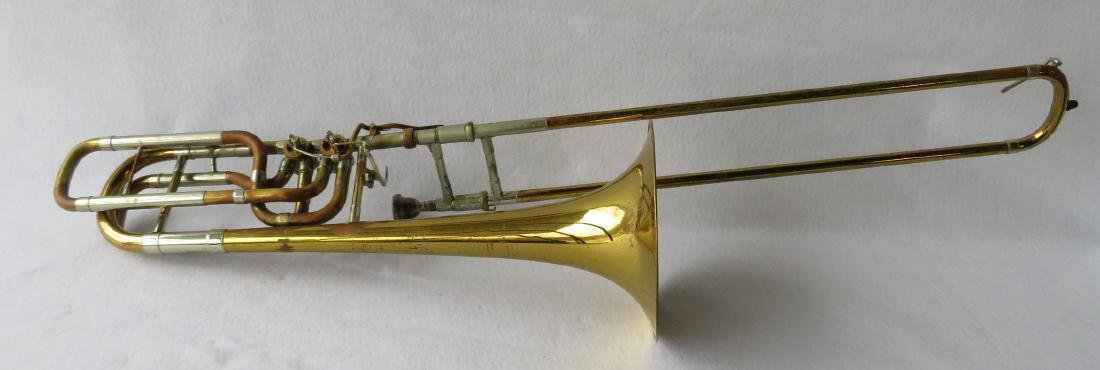 Symphonic Bass Trombone - Vincent Bach Corp, Elkhart - 3