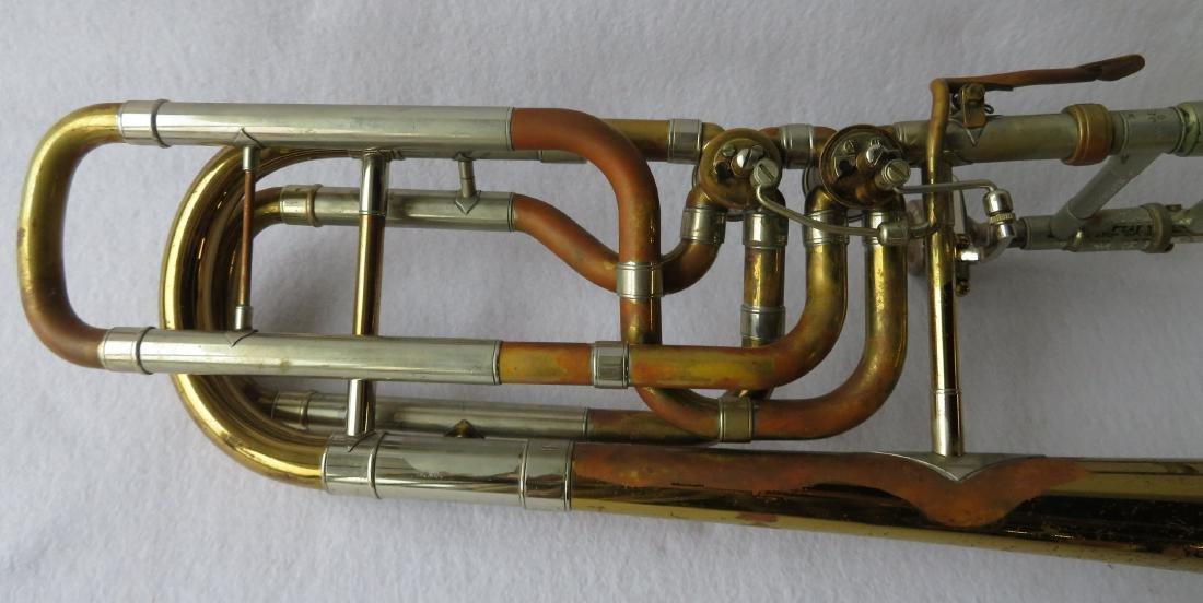 Symphonic Bass Trombone - Vincent Bach Corp, Elkhart - 4