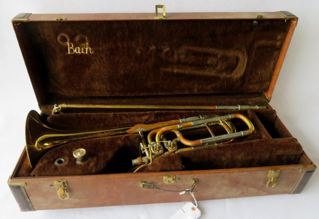 Symphonic Bass Trombone - Vincent Bach Corp, Elkhart - 7