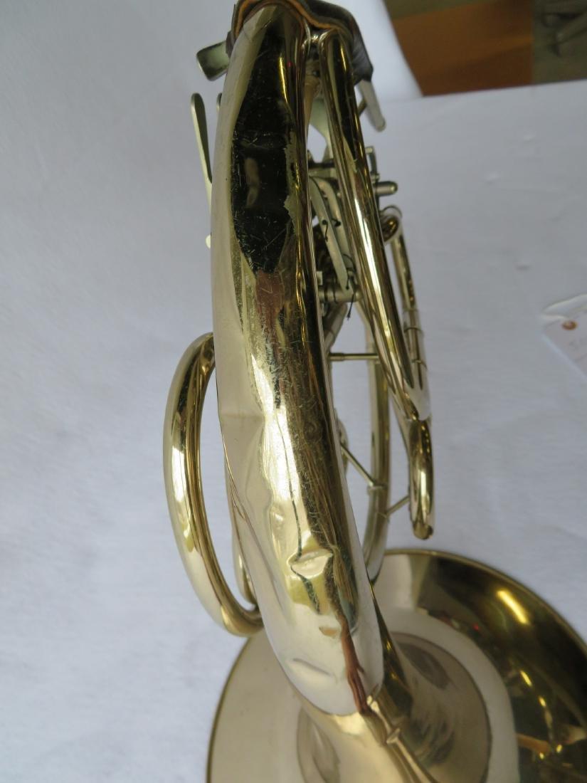 French horn -Signed C.G. Conn Ltd, USA. - full double - 6