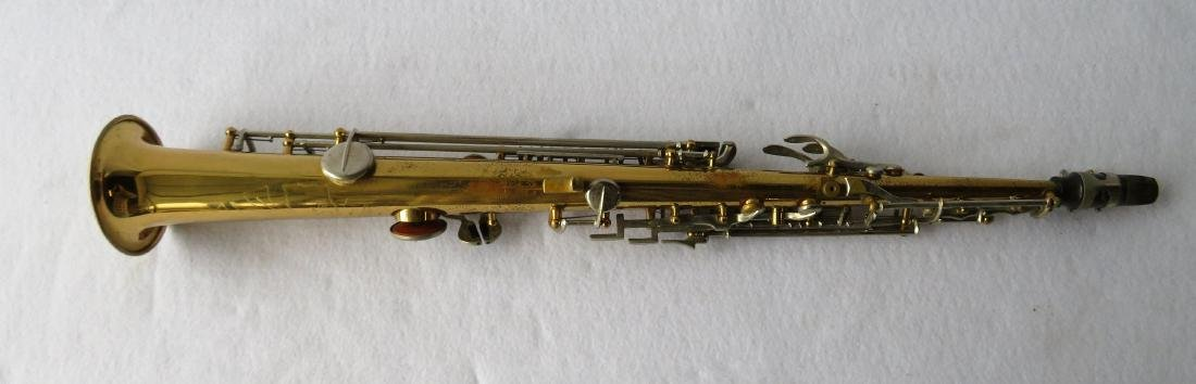 Soprano Saxophone - Borgani, Macerata Italy. Comes with - 2