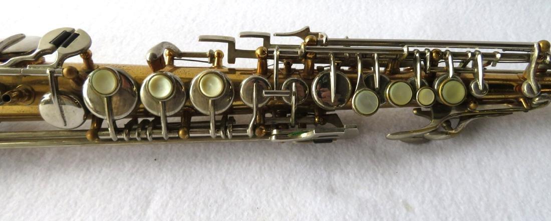 Soprano Saxophone - Borgani, Macerata Italy. Comes with - 4