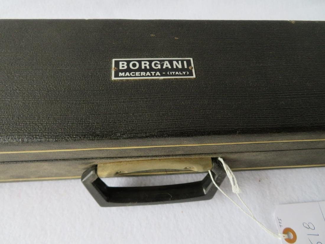 Soprano Saxophone - Borgani, Macerata Italy. Comes with - 8