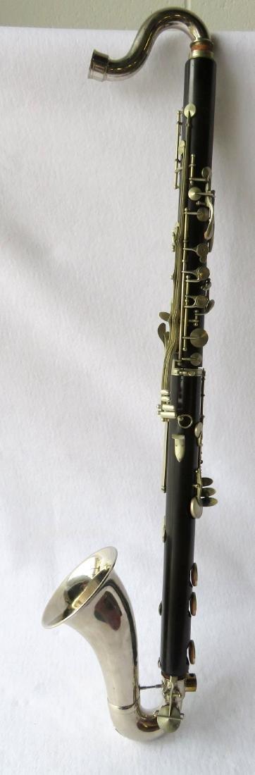 Bass Clarinet - Signed RM / R. Malerne / Paris /