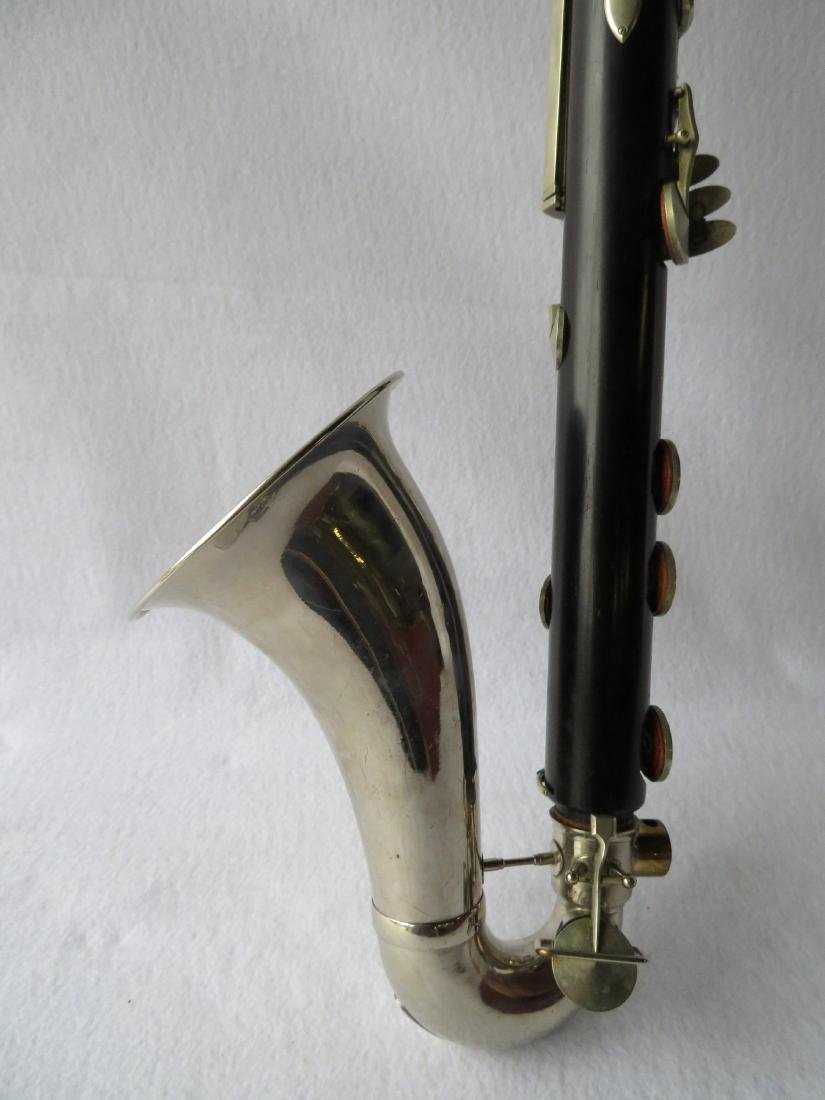 Bass Clarinet - Signed RM / R. Malerne / Paris / - 2