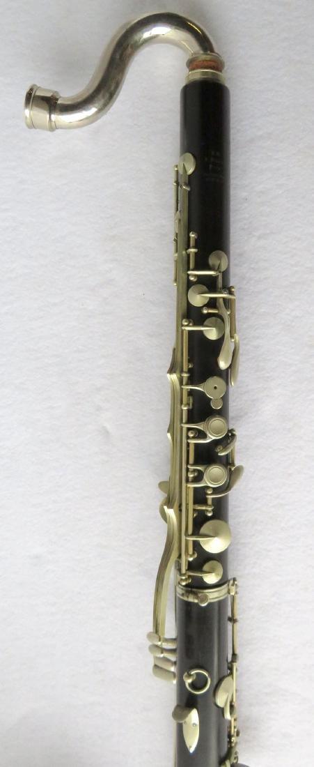 Bass Clarinet - Signed RM / R. Malerne / Paris / - 4