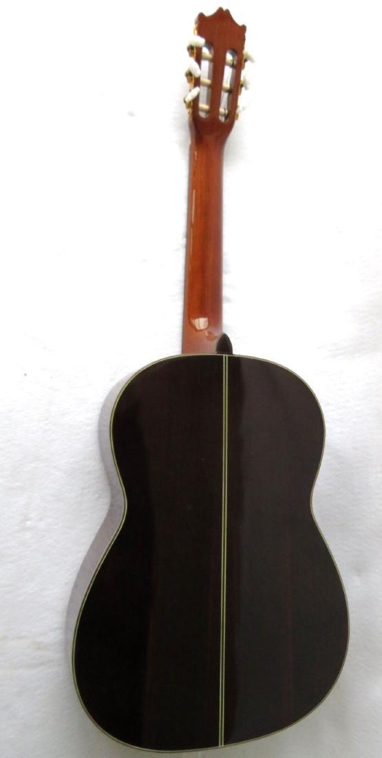 Classical Guitar - signed Salvador Ibanez, Model GA7. - 5