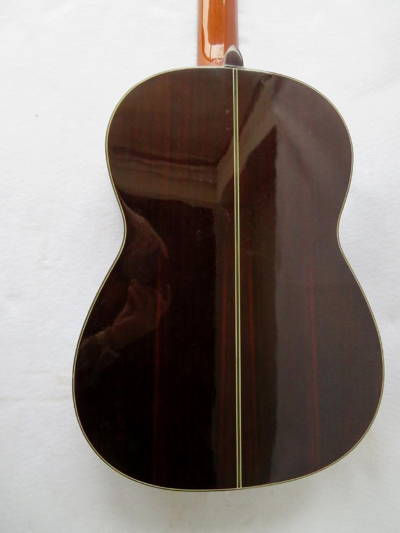 Classical Guitar - signed Salvador Ibanez, Model GA7. - 6