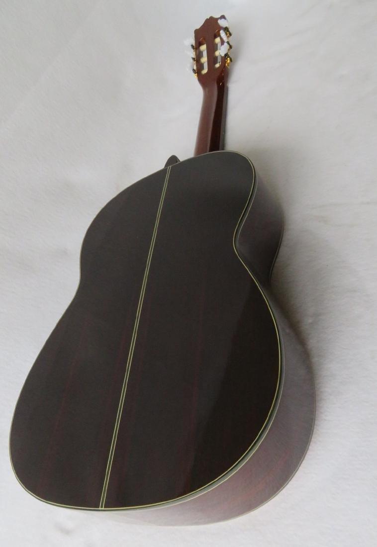 Classical Guitar - signed Salvador Ibanez, Model GA7. - 7