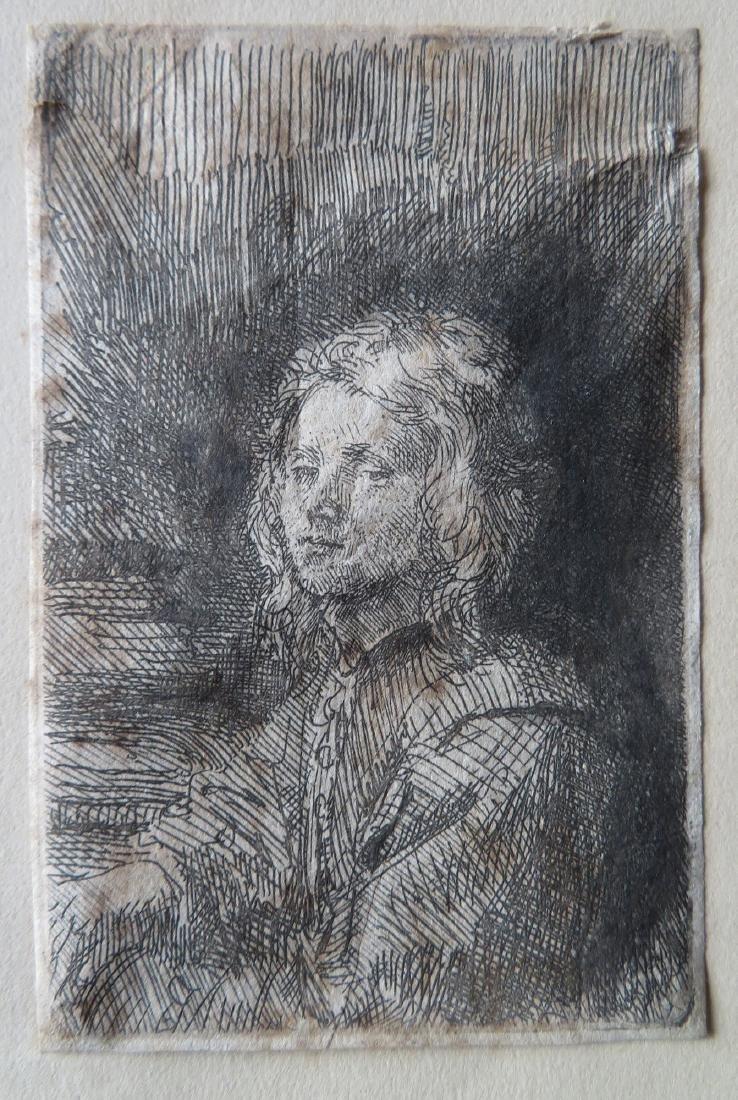 Small Rembrandt (Rembrandt Harmenszoon van Rijn, Dutch