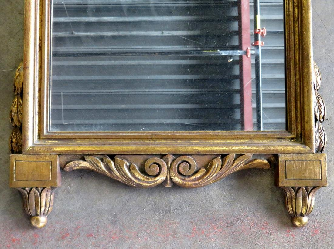 Don Ruseau (attributed) ornate French style wall - 4