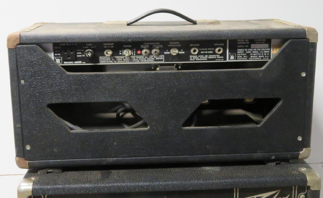 Two amplifiers, circa 1970's - 3