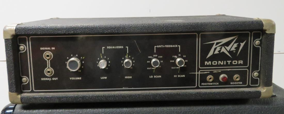 Two amplifiers, circa 1970's - 4