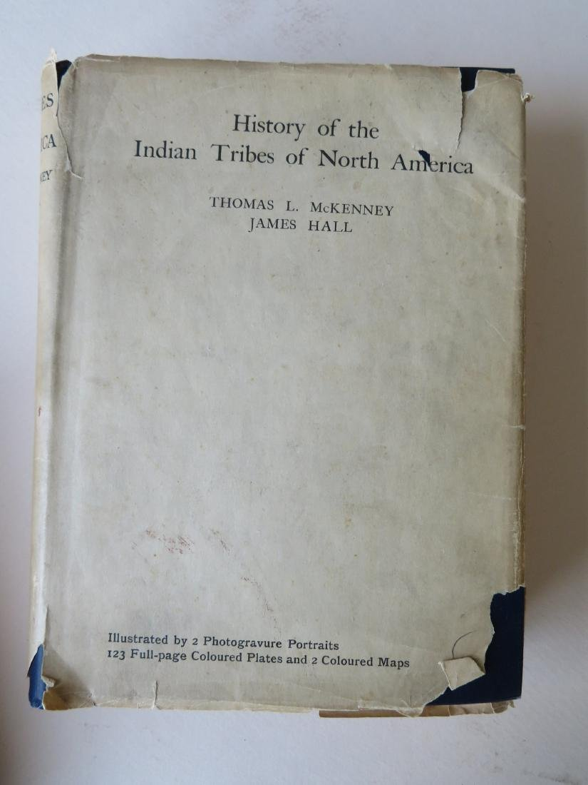 """History of the Indian Tribes of North America"", 3 - 2"
