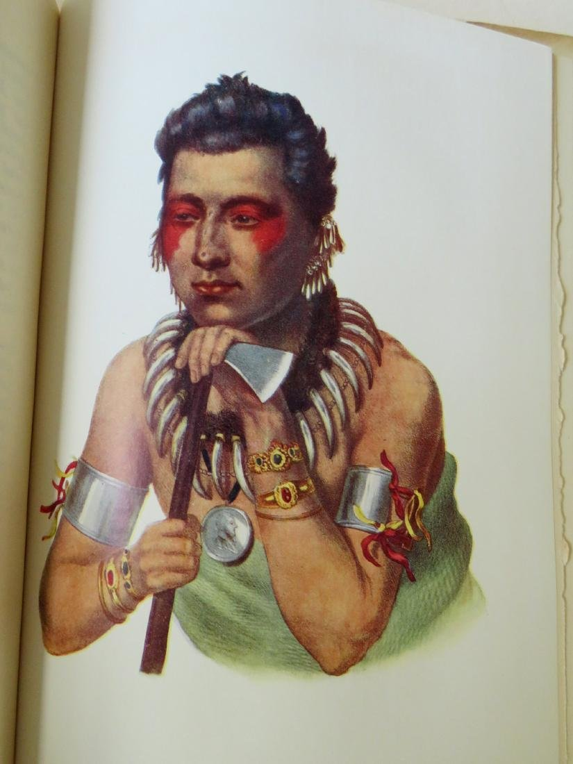 """History of the Indian Tribes of North America"", 3 - 8"