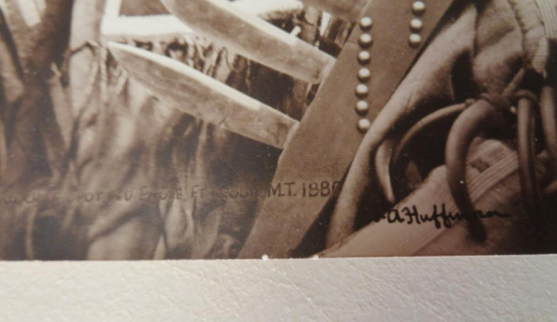 Jack Coffrin photograph of Native American marked - 2
